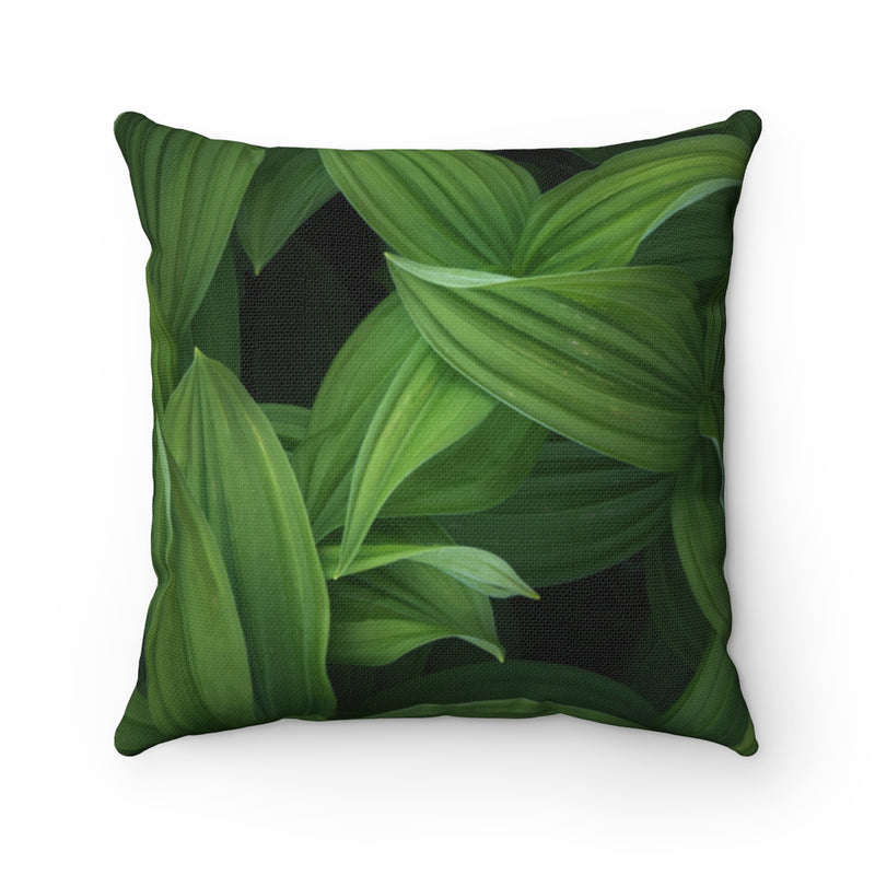 Jungle Throw Pillow - Shopoya