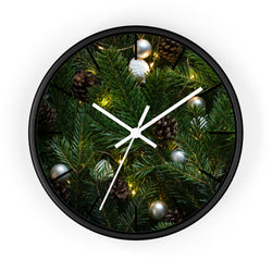 Xmas Tree Wall clock - Shopoya