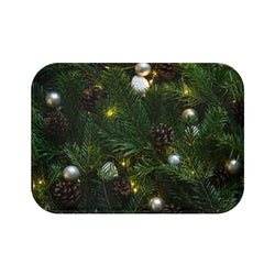 Xmas Tree Bath Mat - Shopoya