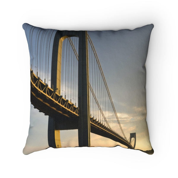 New York Throw Pillow - Shopoya