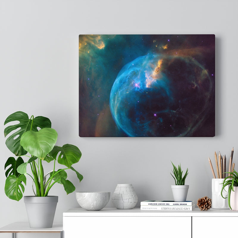Galaxy Canvas Print - Shopoya
