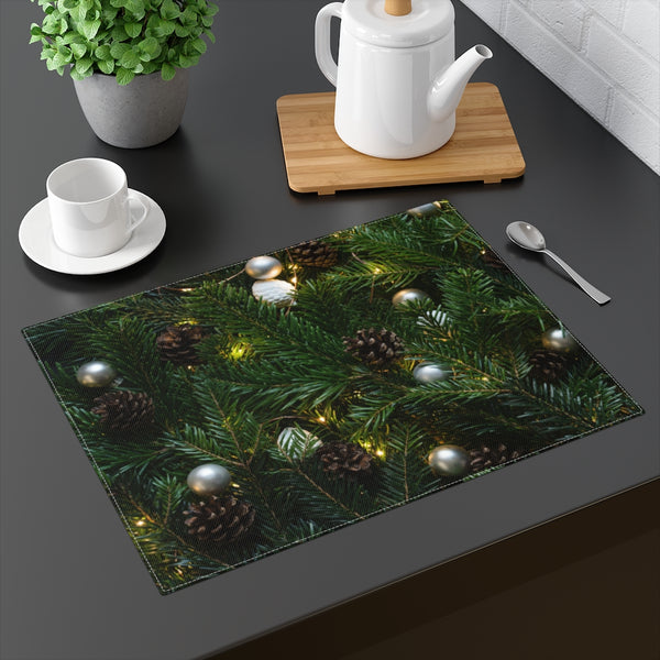Xmas Tree Placemat - Shopoya