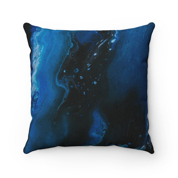 Abstract Wave Pillow Case - Shopoya
