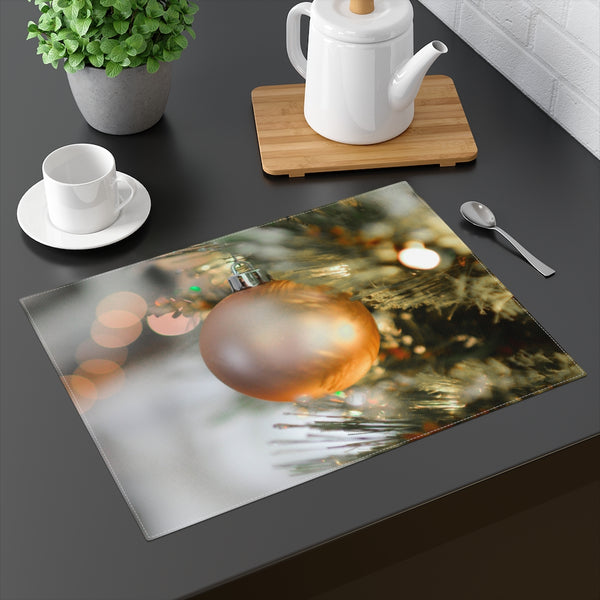 Golden Ornament Placemat - Shopoya