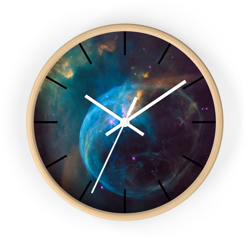 Galaxy Wall clock - Shopoya