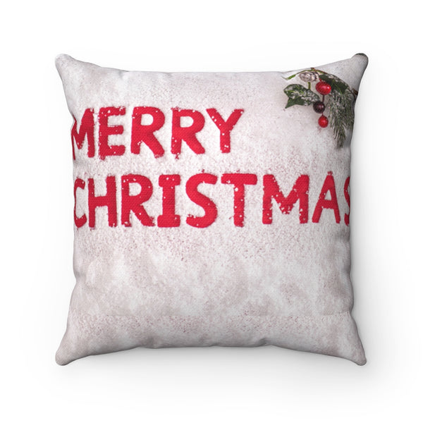 Merry Christmas Pillow Case - Shopoya