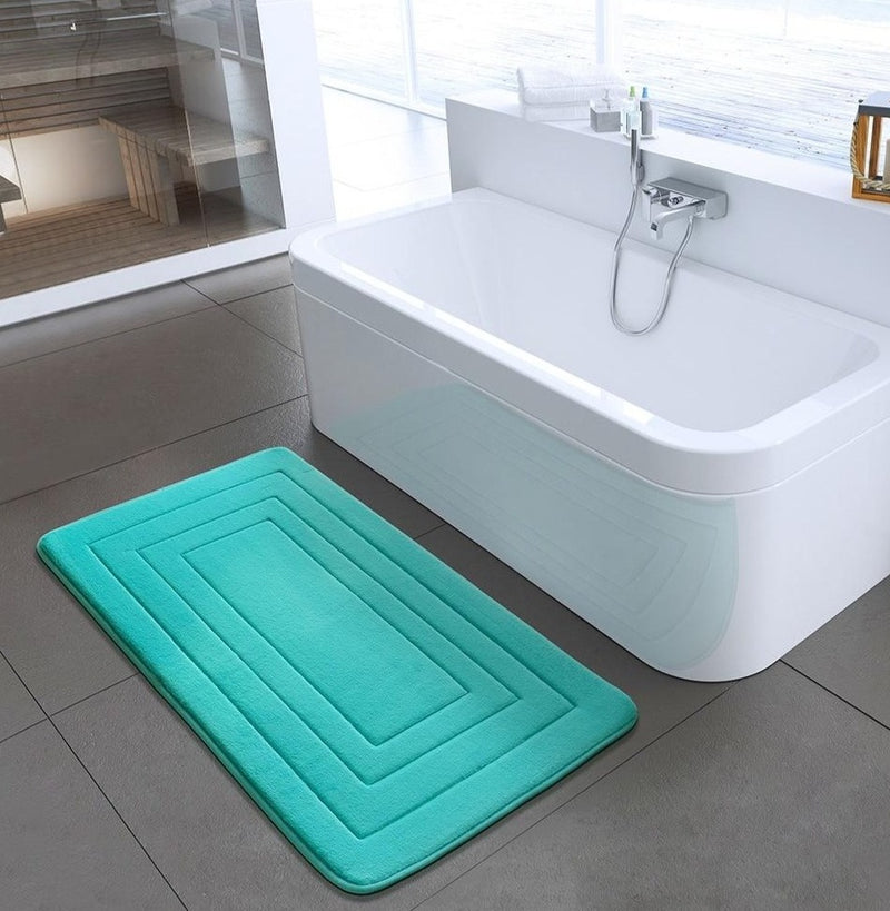 Shopoya European Bath Mat - Shopoya