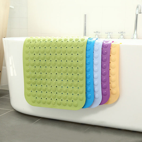 Non-Slip Massaging Shower Mat - Shopoya