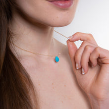 Load image into Gallery viewer, Turquoise Solo Necklace