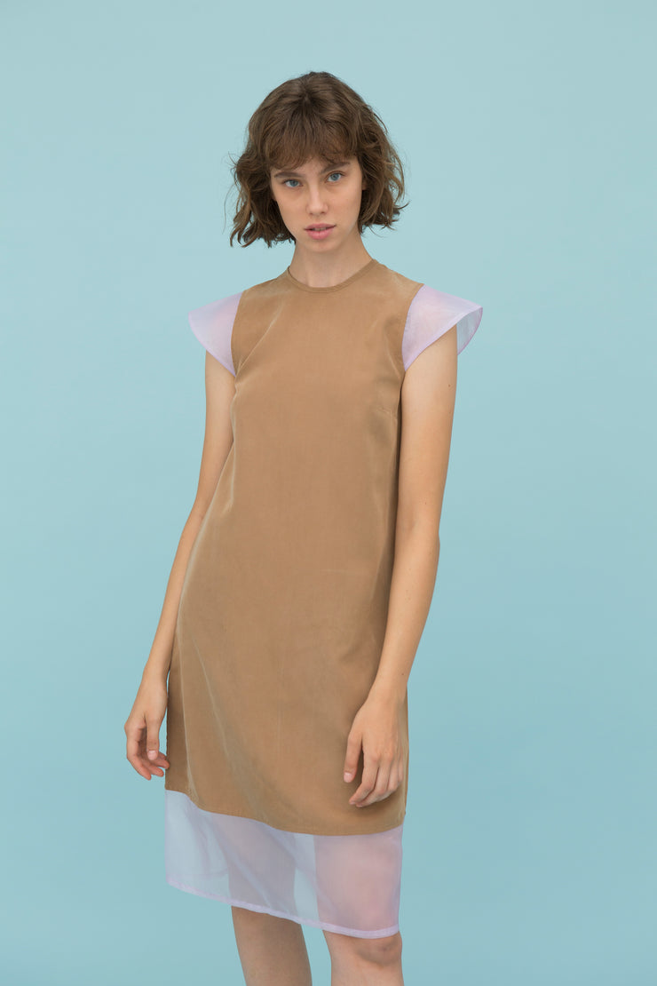 SINGTO SHIFT DRESS