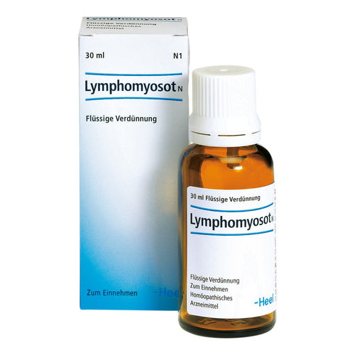 Lymphomyosot - Heel - 30ml - Botiqui