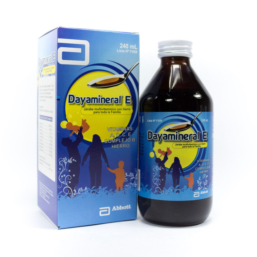 Dayamineral - Abbott - 240 ml - Botiqui