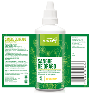 Sangre de Drago Gotas - Funat - 60ml - Botiqui