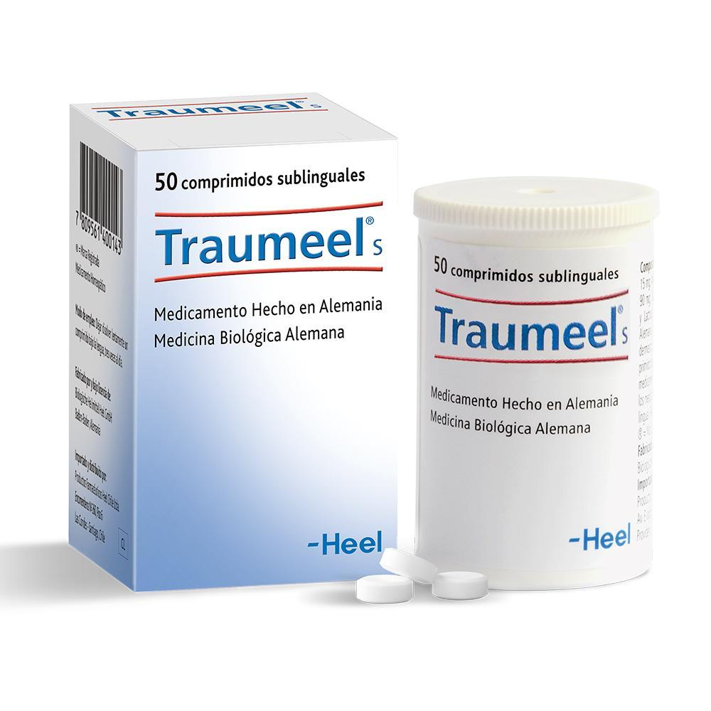 Traumeel - Heel - 50 Tabletas - Botiqui