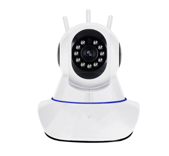1080P WiFi Wireless Pan Tilt CCTV Network Home Security IP Camera 11pcs IR Night Vision Motion Detection