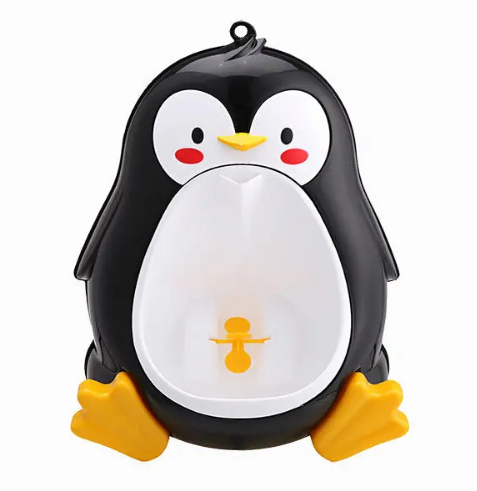 Lovely Penguin Baby Urinal