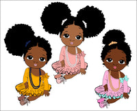 BEADS, Cute black African American kids  CricuT, African American clipart, Graduation Svg