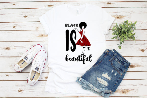 Black is beautiful,Afro queen, black power, Black woman svg, black girl svg, black queen svg, thick women svg, curvy svg, svg, thick girls