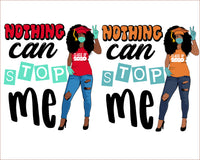 Nothing can stop me class of 2020, Cute black African American kids  CricuT, African American clipart, Graduation Svg