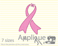 Applique Survivor Pink Butterfly Ribbon Queen Designs for Embroidery afro Woman Nubian Princess Queen breast cancer woman awareness