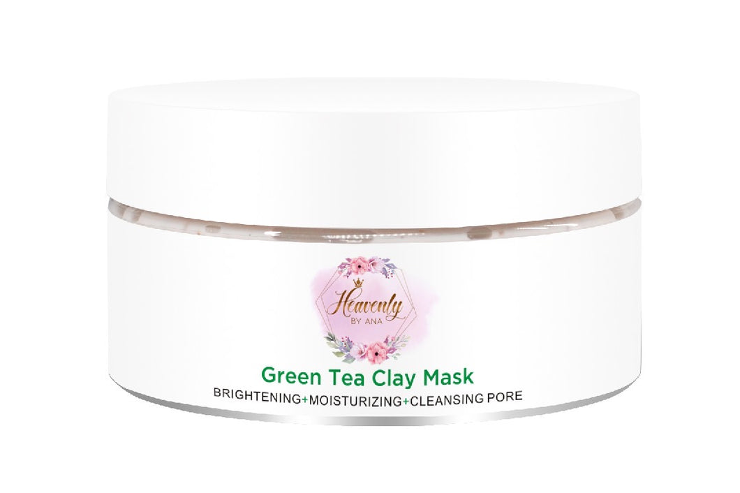 Green Tea Clay Mask