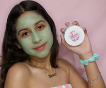 Load image into Gallery viewer, Green Tea Clay Mask