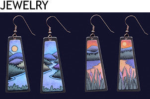 Jewelry by Vermont Artist Daryl Storrs