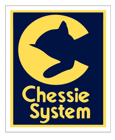 Chessie System Railroad Sticker Decal R6987 Railway Train Sign