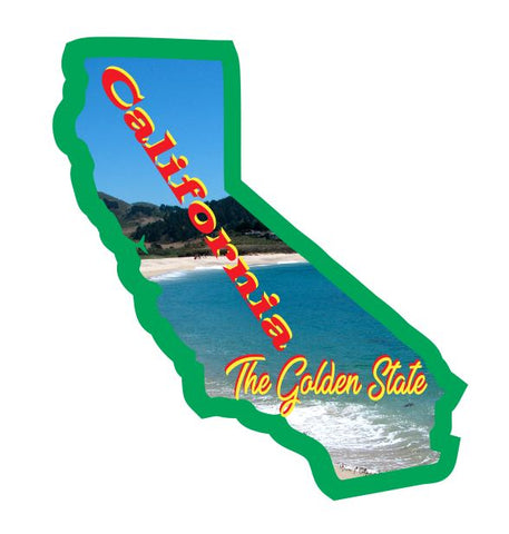 California Sticker Decal R7019
