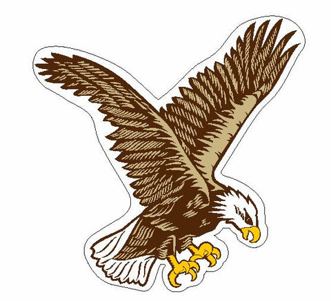 Eagle Sticker R2109 - Winter Park Products