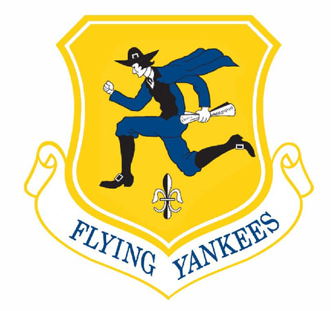 103rd Airlift Wing Sticker Military Decal M427 - Winter Park Products