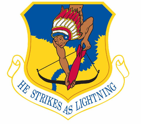 101st Air Refueling Wing Sticker Military Decal M426 - Winter Park Products