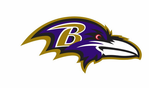 Baltimore Ravens Sticker Decal S8 - Winter Park Products