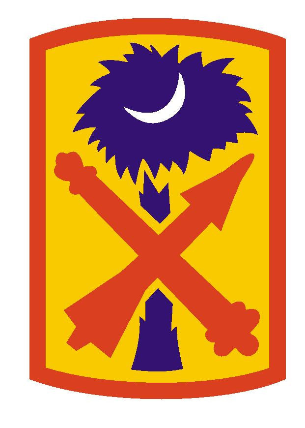 263rd Air Defense Artillery Brigade Sticker Military Forces Decal M114 - Winter Park Products