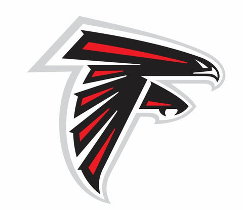 Atlanta Falcons Sticker Decal S6 - Winter Park Products