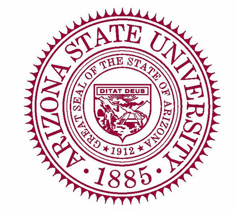Arizona State University Sticker / Decal R797 - Winter Park Products