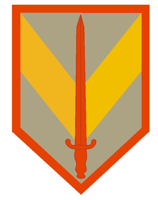 1st Sustainment Brigade Sticker Military Armed Forces Sticker Decal M68 - Winter Park Products