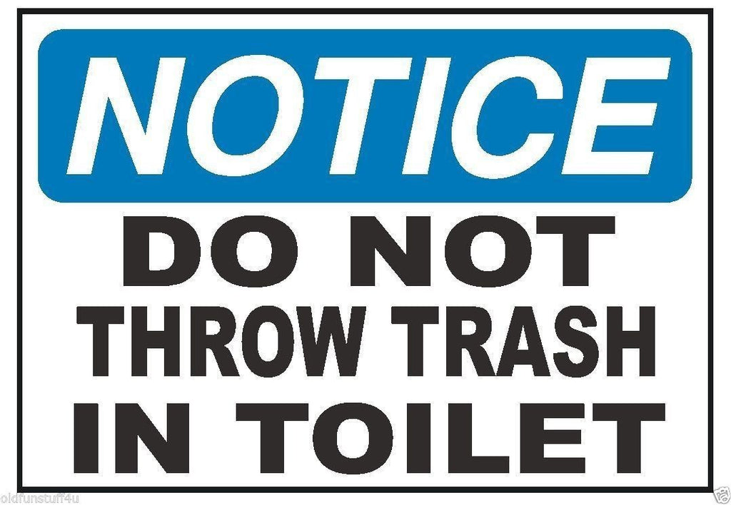 Bathroom Etiquette Signs Rules Sign Custom Hygiene Do Not