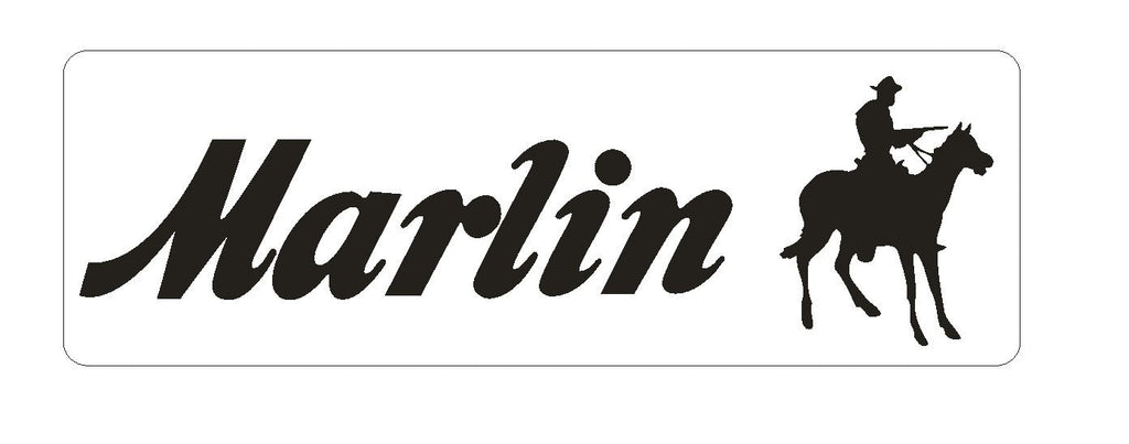 Marlin Vinyl Sticker R267 - Winter Park Products