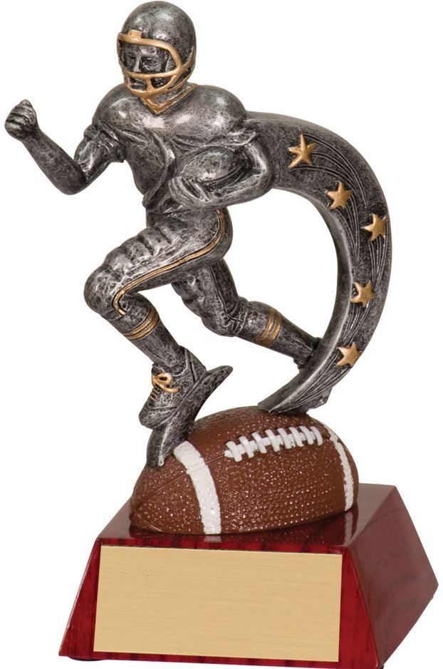 WHOLESALE Lot of 12 Football Trophy Award $8.99 ea.FREE Shipping ASR106 - Winter Park Products