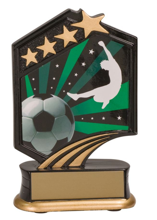WHOLESALE Lot of 12 Soccer Trophy Award $6.12 ea.FREE Shipping GSR07 - Winter Park Products