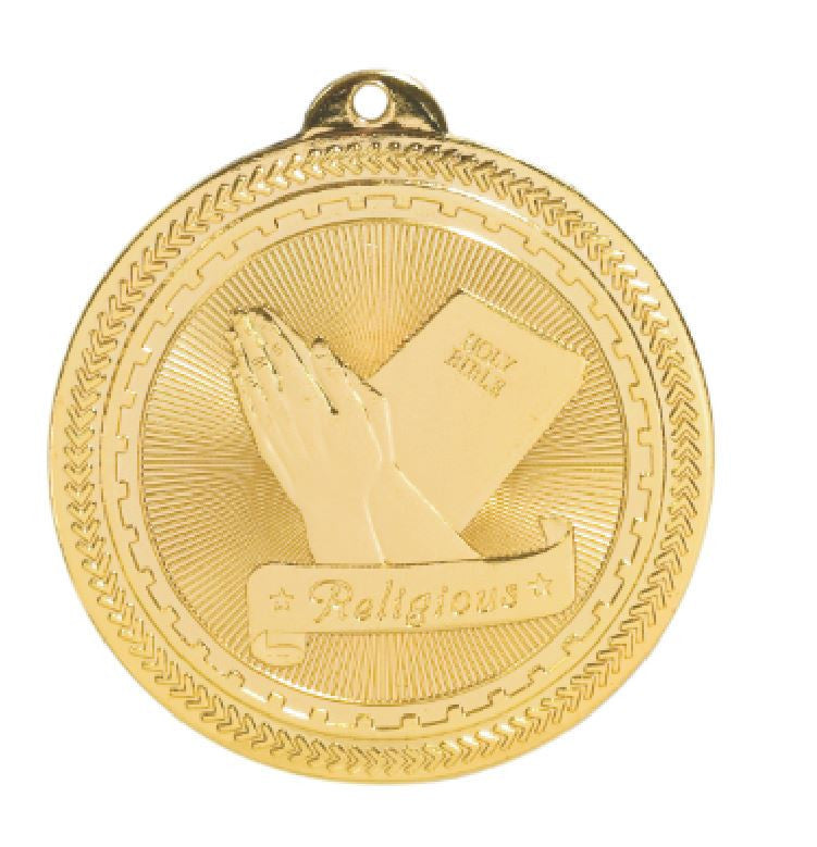 Church Religious Medals Award Trophy W/Free Lanyard FREE SHIPPING BL316 - Winter Park Products