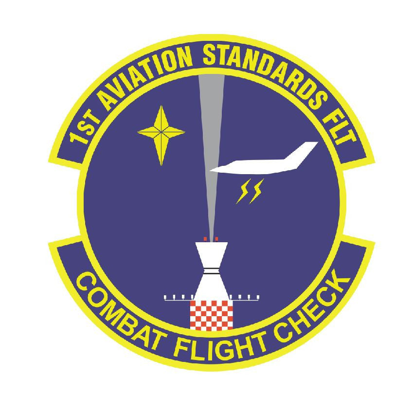 1st Aviation Standards Flight Sticker R465 - Winter Park Products