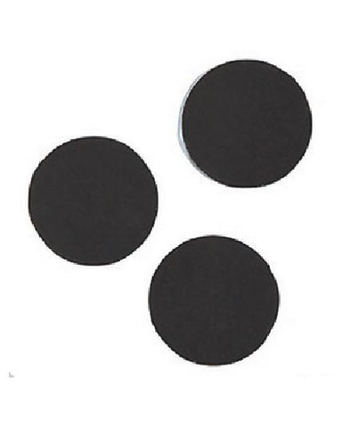 50 SELF ADHESIVE ROUND 3/4 DOT MAGNETS SCHOOL ARTS CRAFTS REFRIGERATOR #13631397 - Winter Park Products