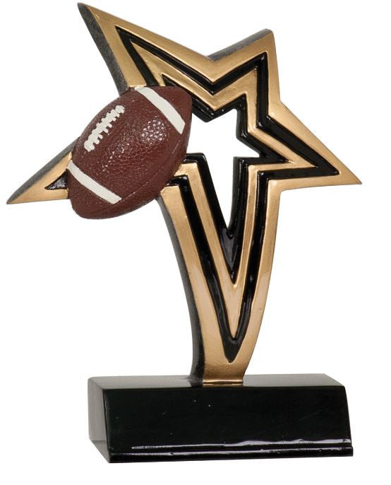 WHOLESALE Lot of 12 Football Trophy Award $5.99 ea. FREE Shipping NFR105 - Winter Park Products