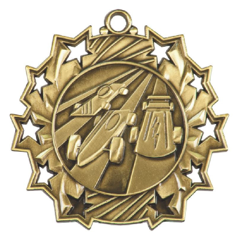 Scouts Pinewood Derby Medals Award Trophy W/Free Lanyard FREE SHIPPING TS512 - Winter Park Products