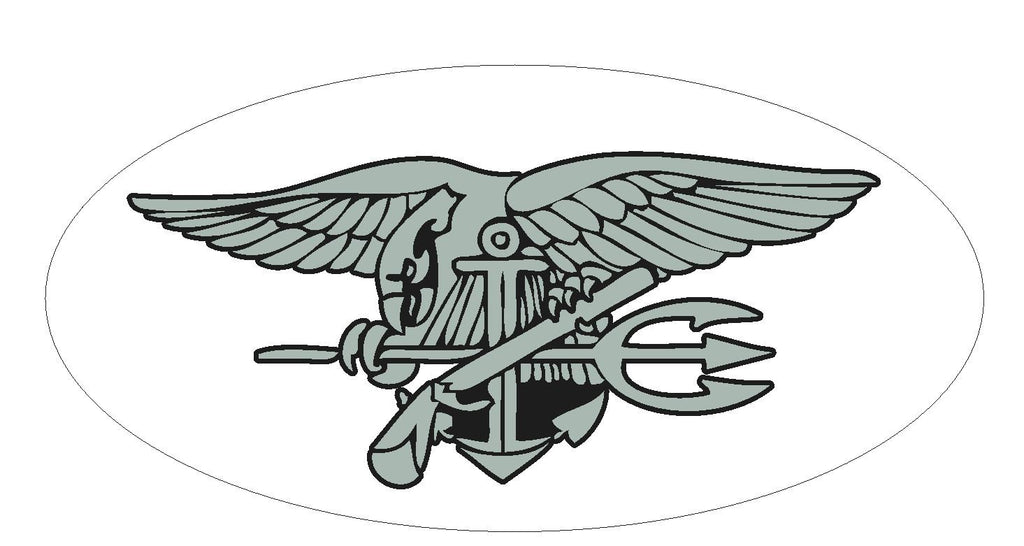 United States Navy Seals Vinyl Sticker R297 - Winter Park Products