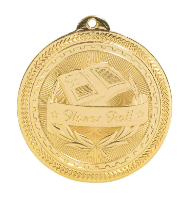 Honor Roll Medals Award Trophy Team Sports W/FREE Lanyard FREE SHIPPING BL308 - Winter Park Products