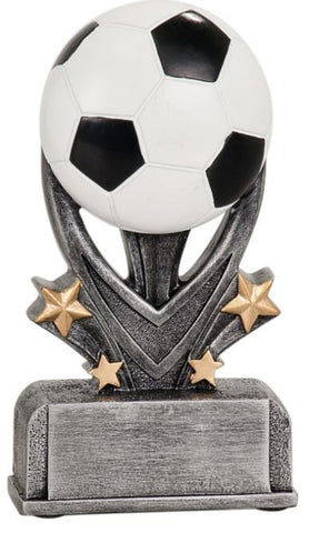 WHOLESALE Lot of 12 Soccer Trophy Award $5.79 ea. FREE Shipping VSR106 - Winter Park Products