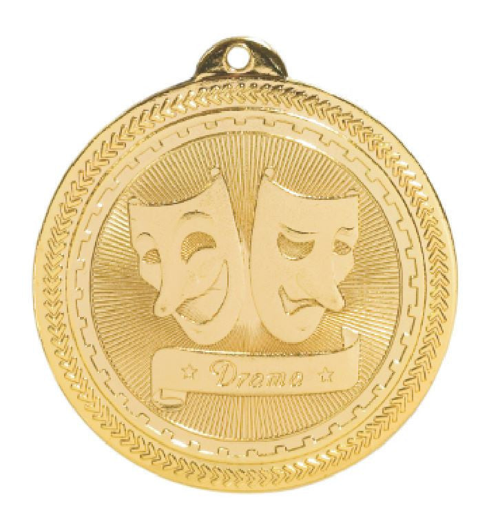 Drama Medals Award Trophy Team Sports W/FREE Lanyard FREE SHIPPING BL306 - Winter Park Products
